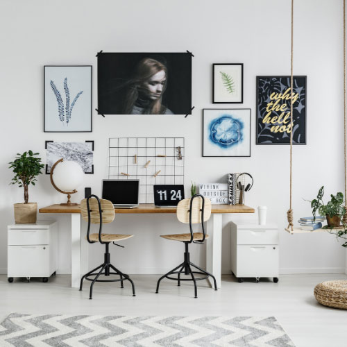 Organize Your Home Office Workspace
