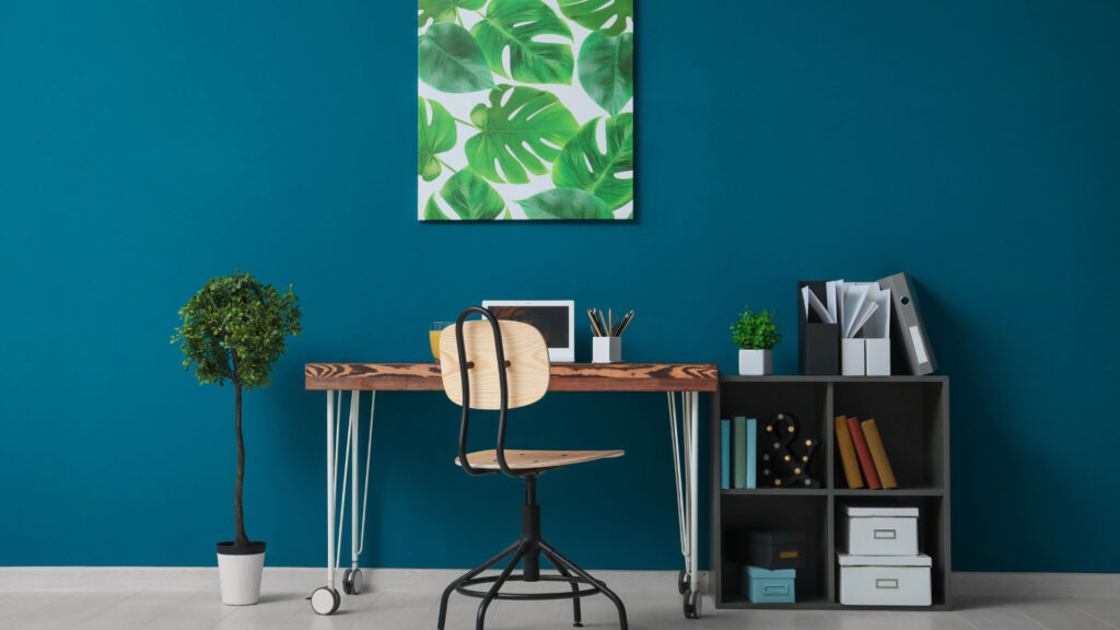 Organizing Your Home Workspace